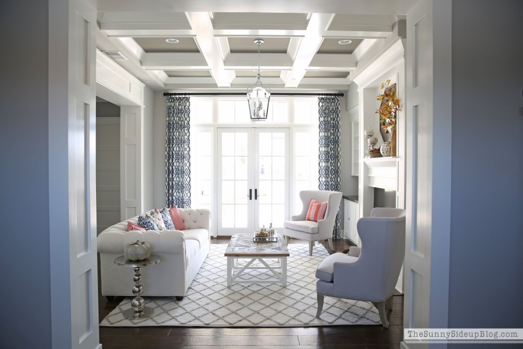 coffered-ceiling