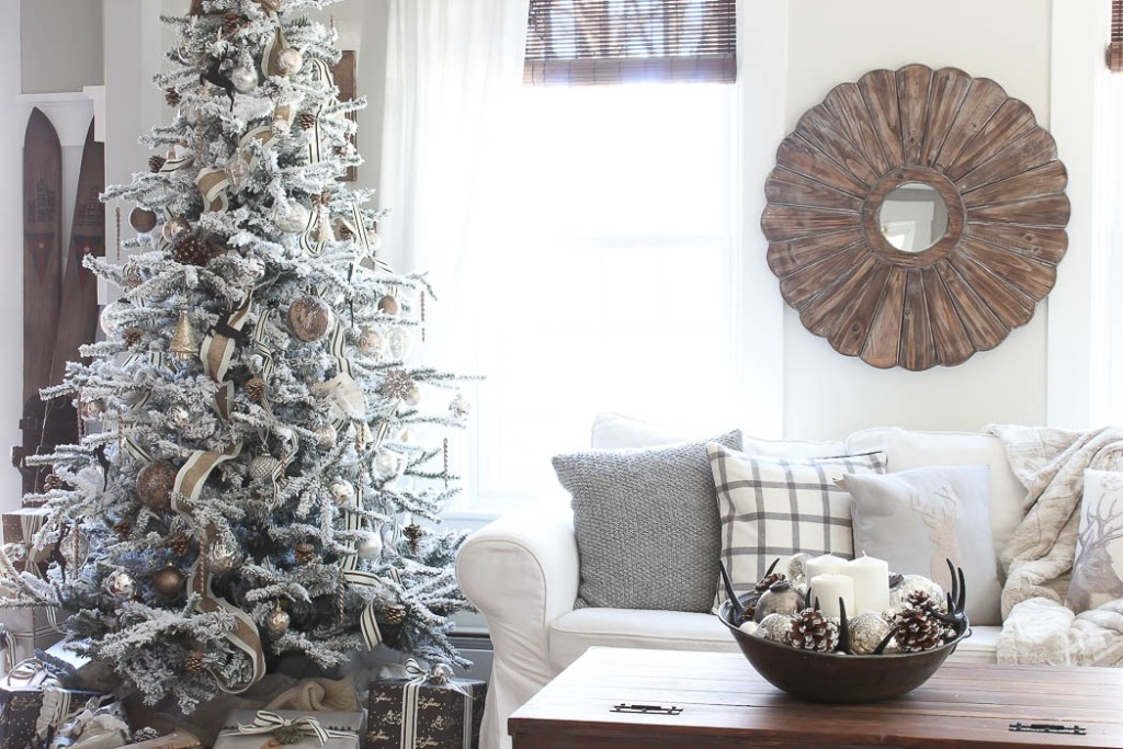 Rustic Christmas Decor | Rooms FOR Rent Blog