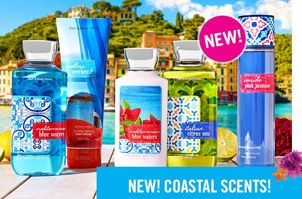 new scents