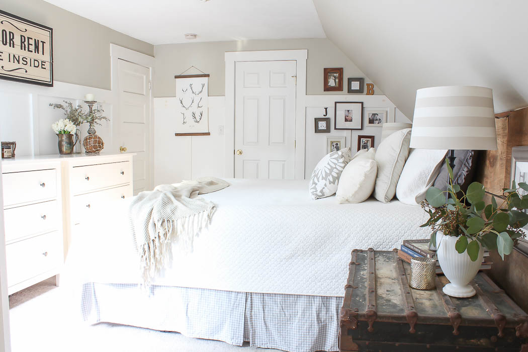 Farmhouse style Bedroom decor | Rooms FOR Rent Blog