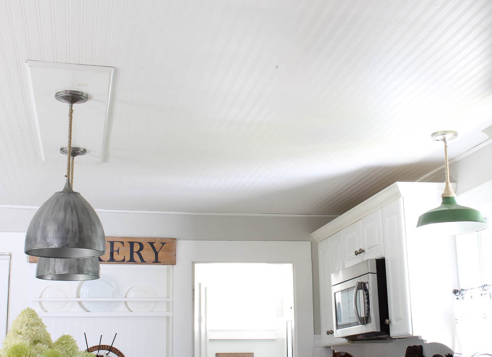Kitchen Ceiling Wallpaper Revealed | Rooms FOR Rent Blog