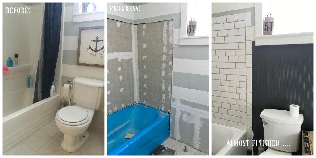Bathroom Reno Part 2 | Rooms FOR Rent Blog