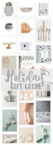 Gift Guide {2017}