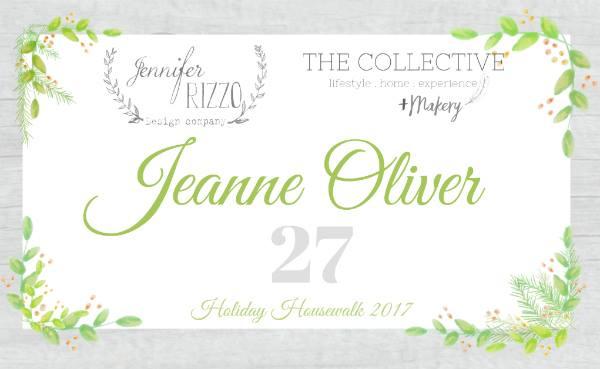 Jeanne Oliver Holiday Housewalk | Rooms FOR Rent Blog