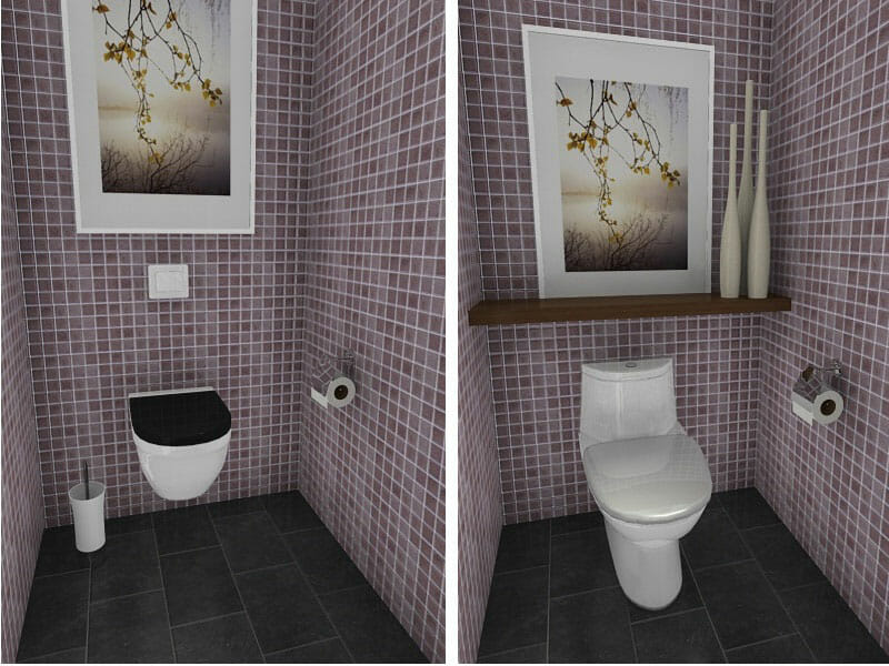 10 Small Bathroom Ideas That Work