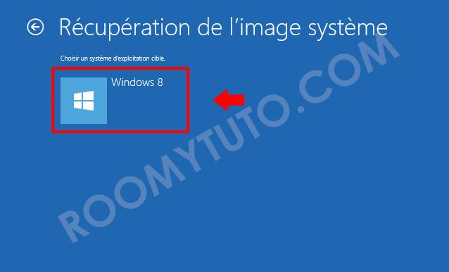 Comment accéder et récupérer les données pendants le processus de l'installation de Windows