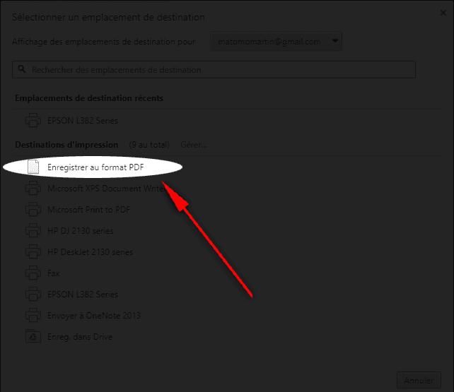 Web To PDF_COMMENT SAUVEGARDER UNE PAGE WEB AU FORMAT PDF
