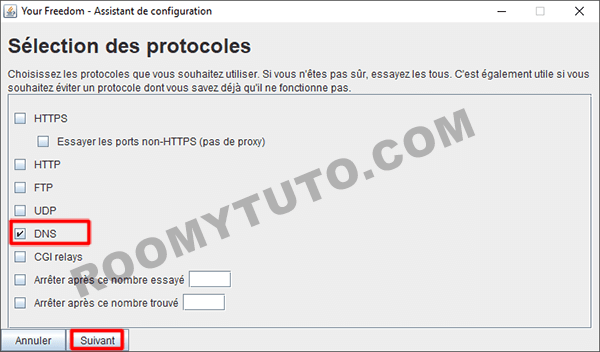 Your-Freedom_Configuration sur PC_4
