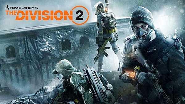 Jeux vidéo - The Division 2 - PS4