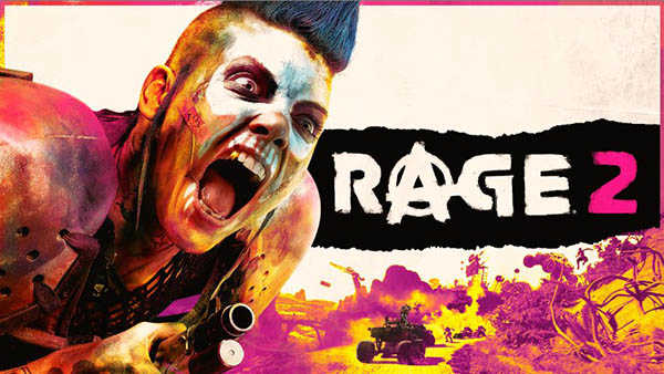 jeux vidéo - Rage 2