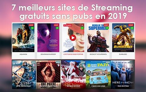streaming gratuit sans carte bancaire 7 meilleurs sites de Streaming gratuits sans pubs en 2019