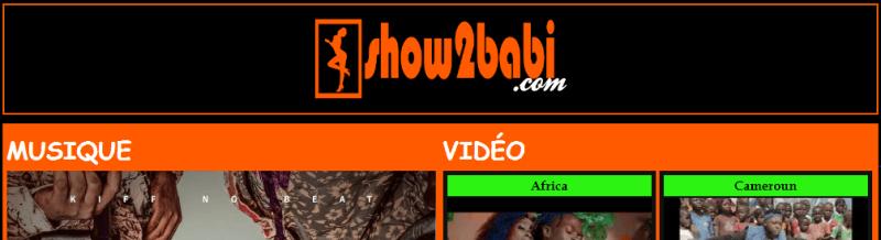 télécharger musique Show2babi