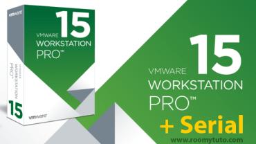 Vmware Workstation Pro 15 + Sérial Crack