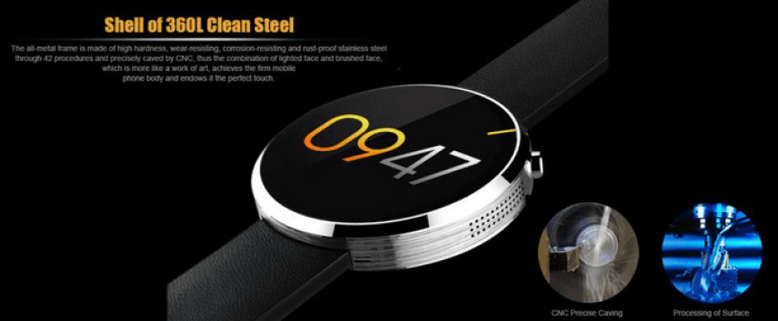ZeaPlus DM360, a Clone of Moto 360 Its Ready!