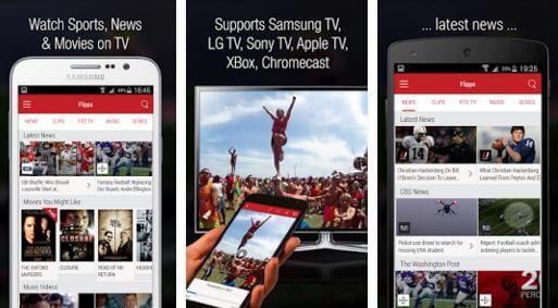 movie app for android chromecast