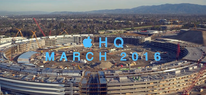 Latest Updates about The Development of Apple Campus 2