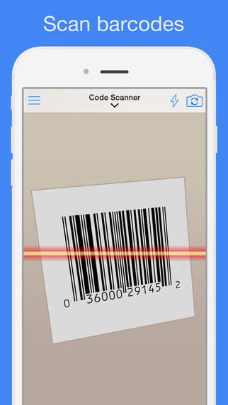 how to make barcode scanner app