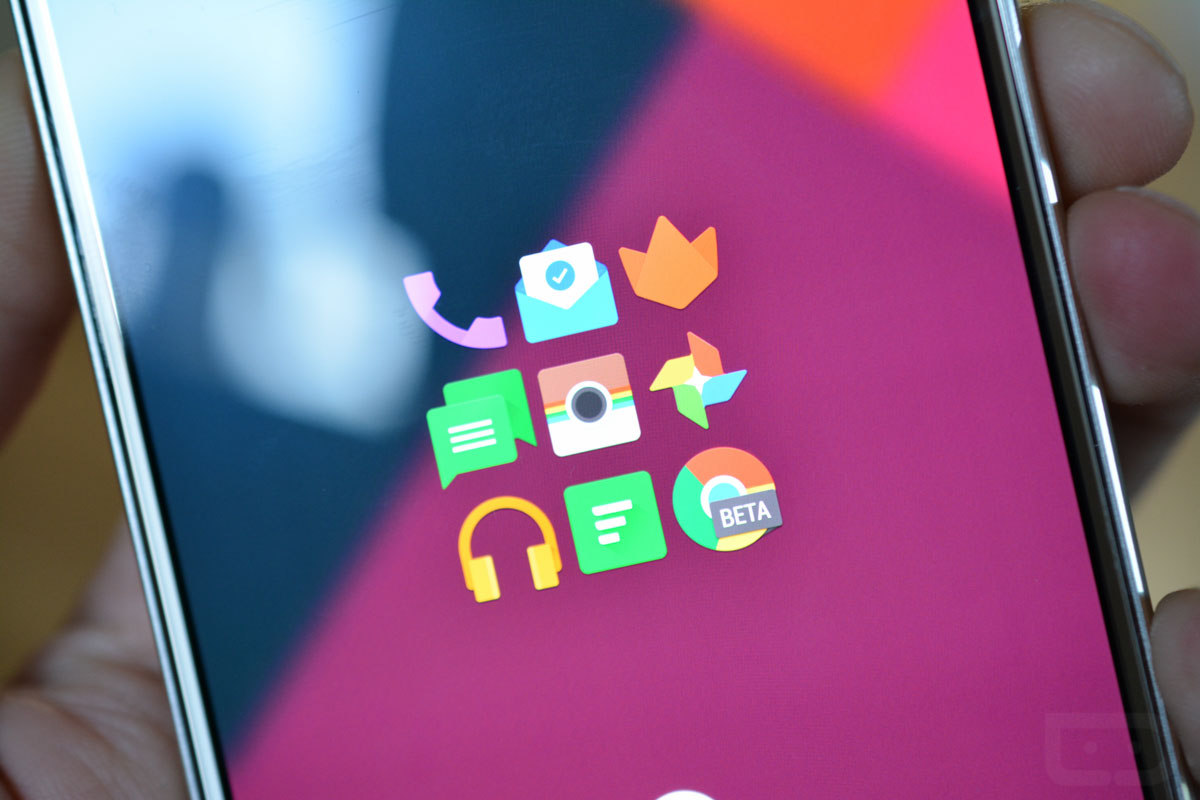 Icon Pack for Android polycon-icons