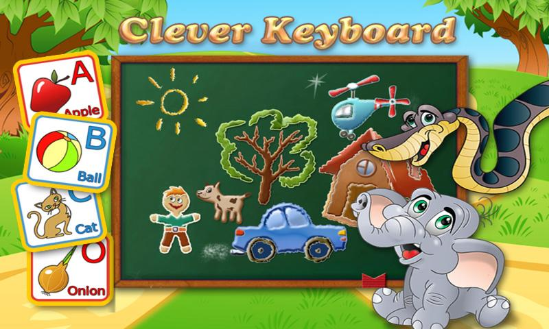 clever-keyboard-abc-learning