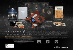 Activision Destiny Ghost Edition - PlayStation 4 image 1