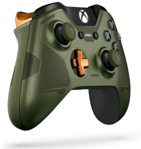 Microsoft Limited Edition Halo 5: Guardians Master Chief Wireless Controller image 1