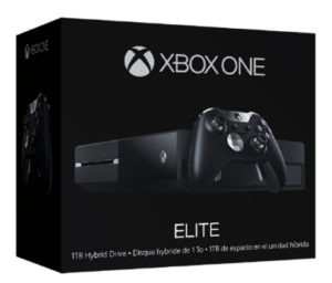Microsoft Xbox One 1TB Elite Console Bundle