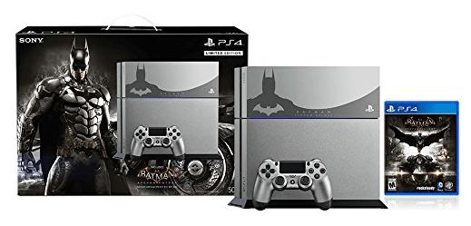 Sony PlayStation 4 500GB - Batman Arkham Knight Bundle Limited Edition