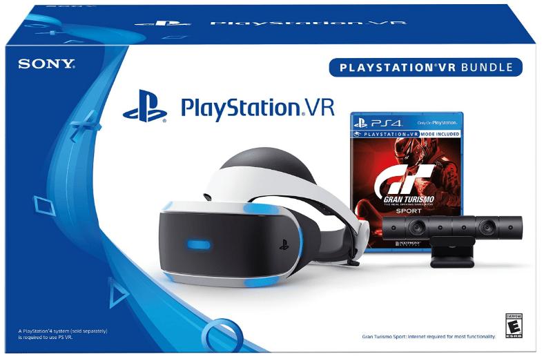 Sony PlayStation VR - GT Sport Bundle [Discontinued]