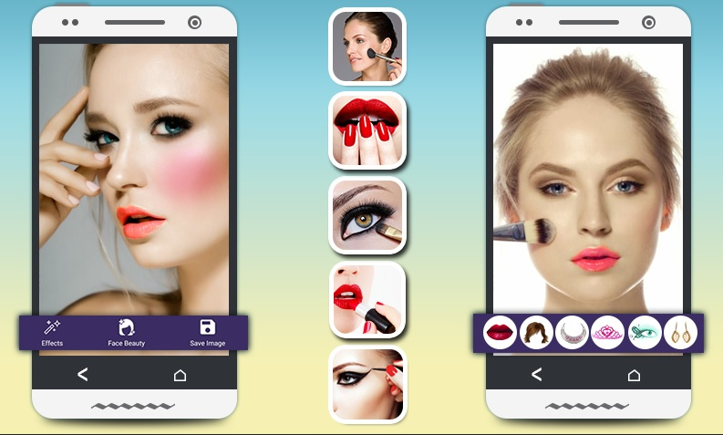 7 Best Beauty Make Up Apps for Android 2018 – Roonby