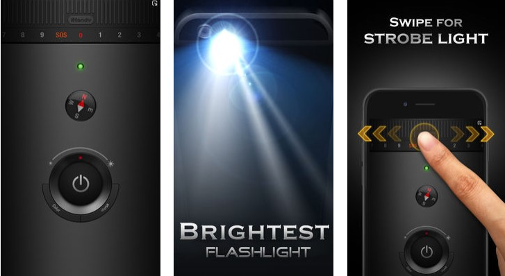 12 Best Free Android And Ios Flashlight Apps 2019 Get Ready To Brighten Your Days Roonby