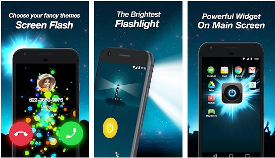 12 Best Free Android And Ios Flashlight Apps 2019 Get