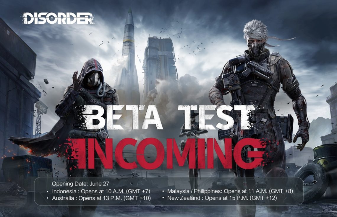 Disorder, A Mobile Apex Legends Game Released Closed Beta