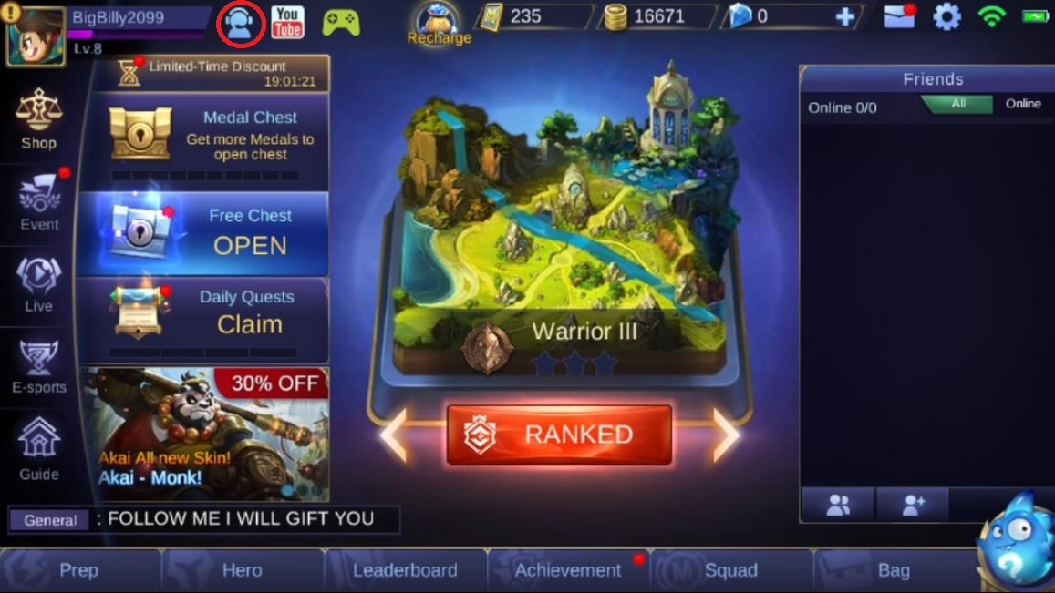 How to Retrieve Your Mobile Legends Account After Update on