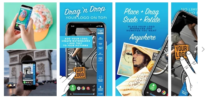 Watermark app for android 2019