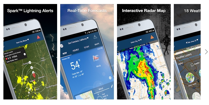 Best Android Weather Apps