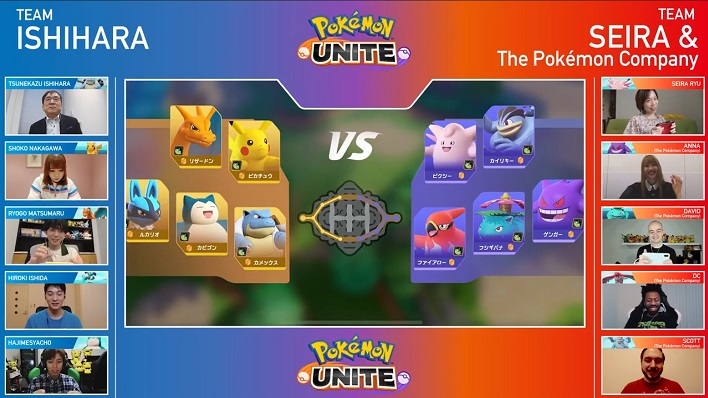 Pokemon Unite Apk Download The Moba Pokemon Game That Everybody Want Roonby