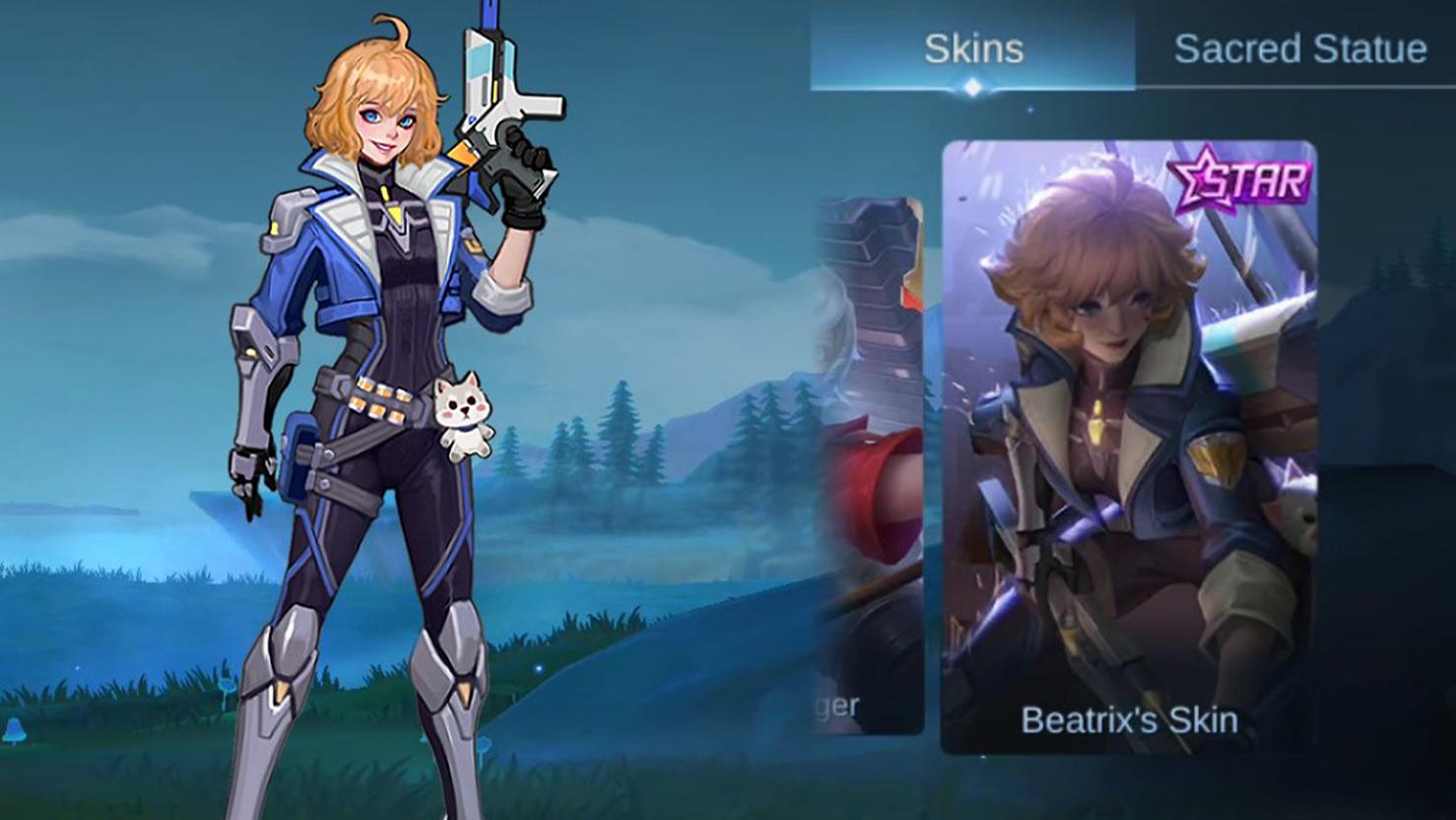 November Starlight Mobile Legends