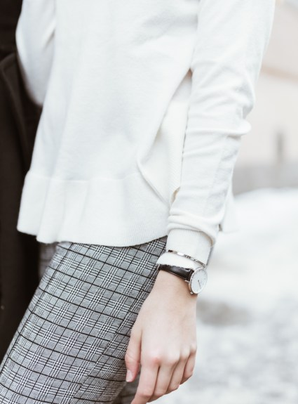 3 WAYS TO STYLE: CHECKERED PANTS