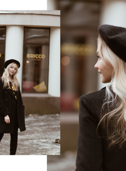 HOW TO STYLE OVER THE KNEE BOOTS 1/3