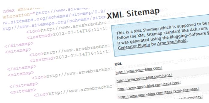 google xml sitemap röös design consulting