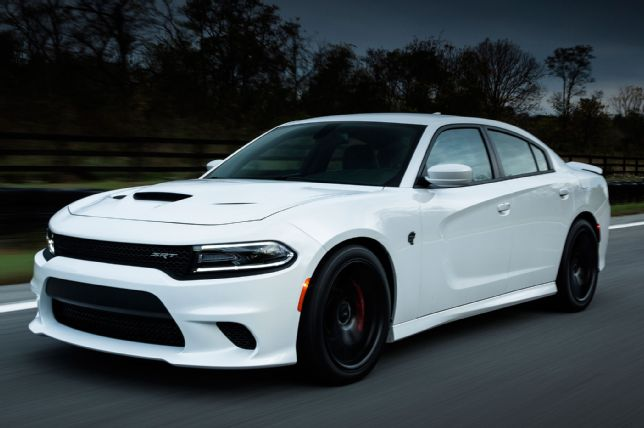 The Cat outta Hell.  The Dodge Charger SRT Hellcat. (2/4)