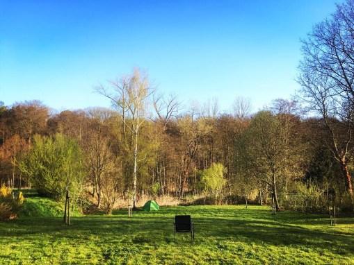 Natuurtuin – Liesbeth & Bert
