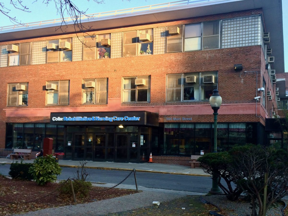 Color Hospital Roosevelt Island