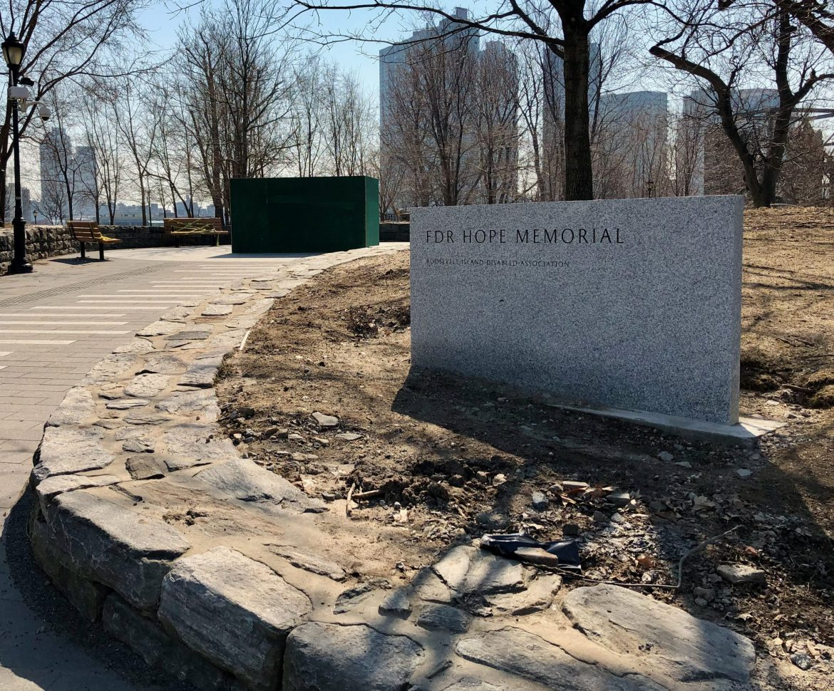 RIOC will open FDR Hope Memorial, but you're not invited