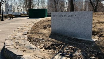 FDR Hope Memorial Ready To Open