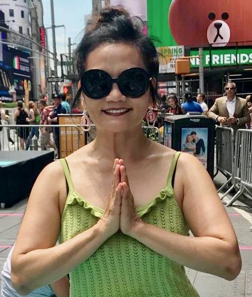 Esther Yang, Edited Headshot