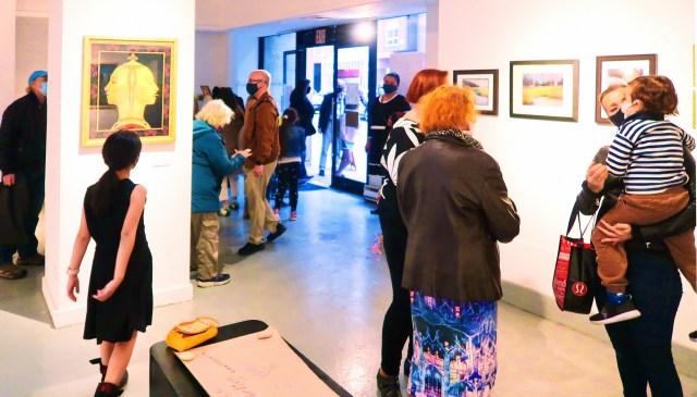 Gallery RIVAA, Vernissage 20