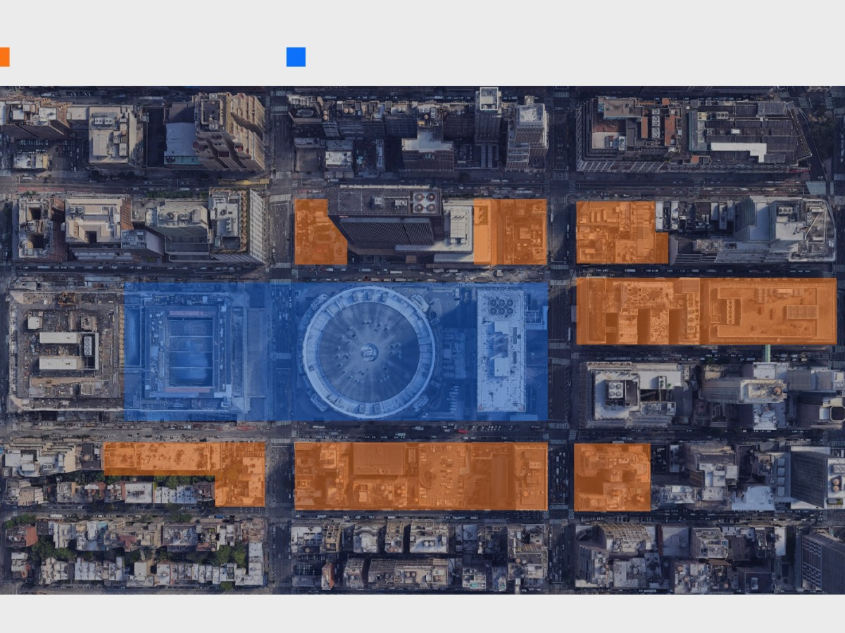 Penn Station Plan-THE CITY