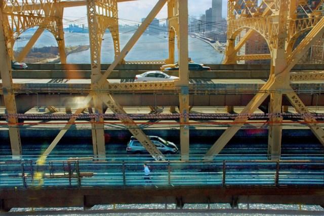 Queensboro Bridge 1:00 P.M.