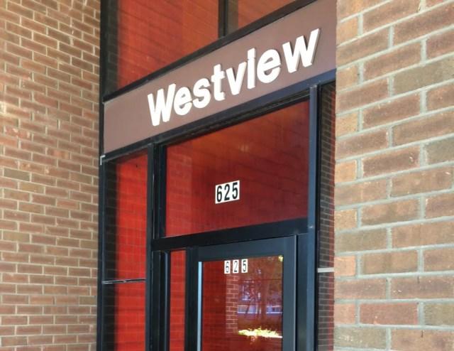 Westview conversion, Main Entrance.